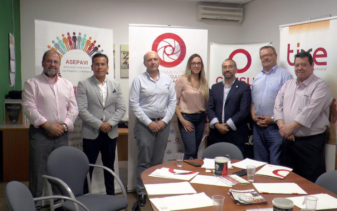 CENSUR anfitriona I Comisión de Proyectos entre Asociaciones Empresariales 19 septiembre 2019